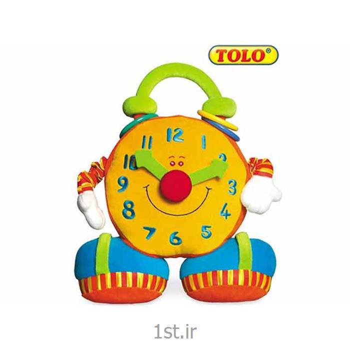 عروسک ساعت تولو Tolo