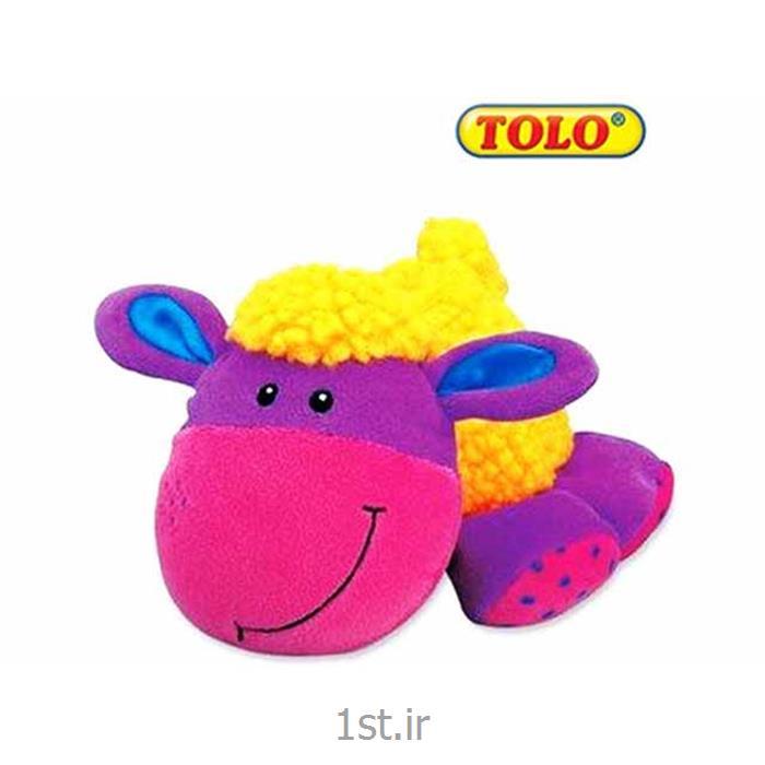 عکس عروسکعروسک سوتی گوسفند تولو Tolo