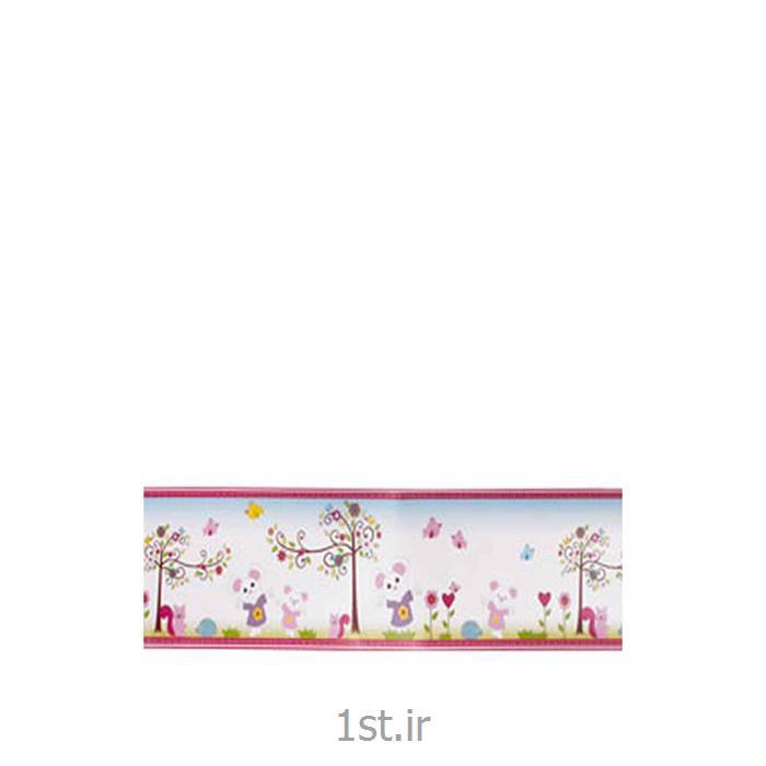 عکس کاغذ دیواری و دیوار پوشباند دور اتاق(مدل موشا)پارکادوParkado