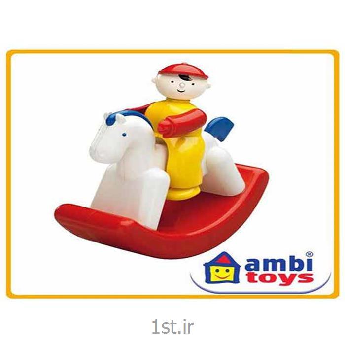 عکس سایر اسباب بازی های بچه راکر آمبی Ambi