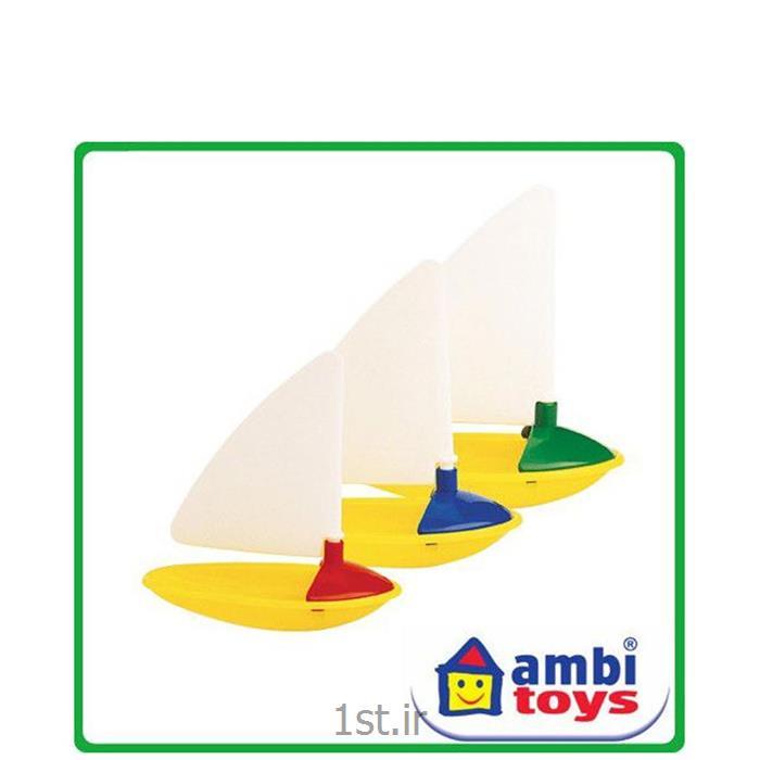 عکس سایر اسباب بازی های بچه قایق کوچک آمبی Ambi