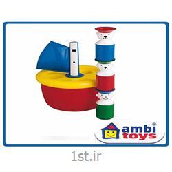 عکس سایر اسباب بازی های بچه قایق حمام آمبی Ambi