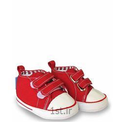 عکس کفش بچهکفش اسپرت پسرانه 2 چسب بت Baat