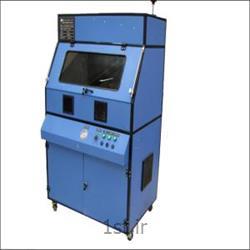 313-دستگاه تست مقاومت پلاستیک در مقابل ساچمه پاشی