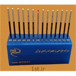 دستگاه تست سختی رنگ مدادی مدل 208