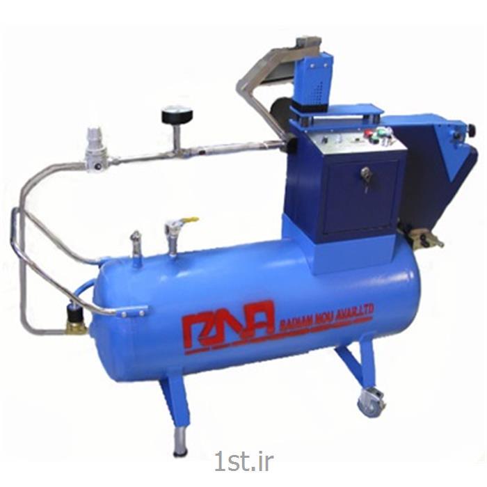 دستگاه تست مقاومت رنگ در برابر پوسته پوسته شدن مدل 216