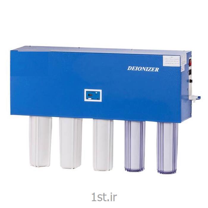 دستگاه آب مقطرگیری دیونایزر مدل 501