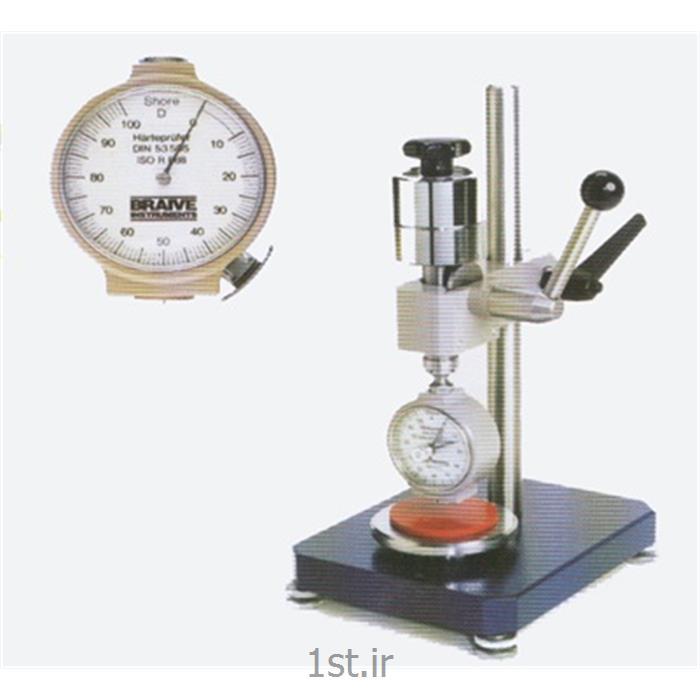دستگاه پایه سختی سنج گیجهای شور A و D مدل 307