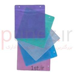 عکس انواع کیف و جای CD/DVD Playerکاور CD-DVD ضد خش 100 عددی - زرد