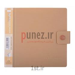عکس انواع کیف و جای CD/DVD Playerآلبوم CD و DVD پاپکو مدل 24 عددی کد CD-24R - کرم