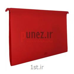 پوشه پاپکو مدل آویز کد HF-01FC - قرمز