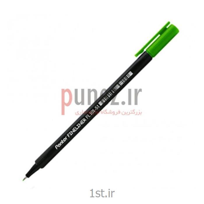 روان نویس پنتر مدل نوک نمدی کد FL 101 - سبز روشن