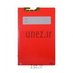 عکس لوازم جانبی پوشه و زونکنپوشه پاپکو مدل آویز کد 810-PA - قرمز