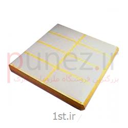 عکس سایر کاغذ های اداریلیبل سفید 100تایی کوچک WHITE LABEL