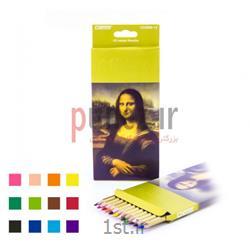 مداد رنگی کنکو مدل آرتیست 12رنگ کد CC6099-12