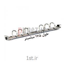 قفل دوگل مدل 6 حلقه گرد 23 میلیمتر کارتن 250 عددی کد LR175-623