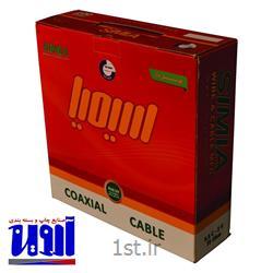 عکس جعبه بسته بندیجعبه بسته بندی سیم و کابل کواکسیال
