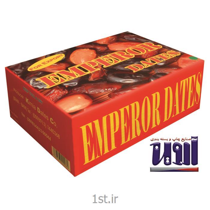 جعبه لمینتی بسته بندی رطب و خشکبار