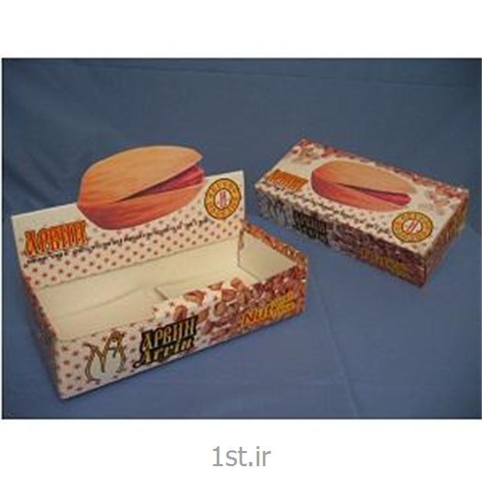 جعبه پسته و بسته بندی خشکبار صادراتی