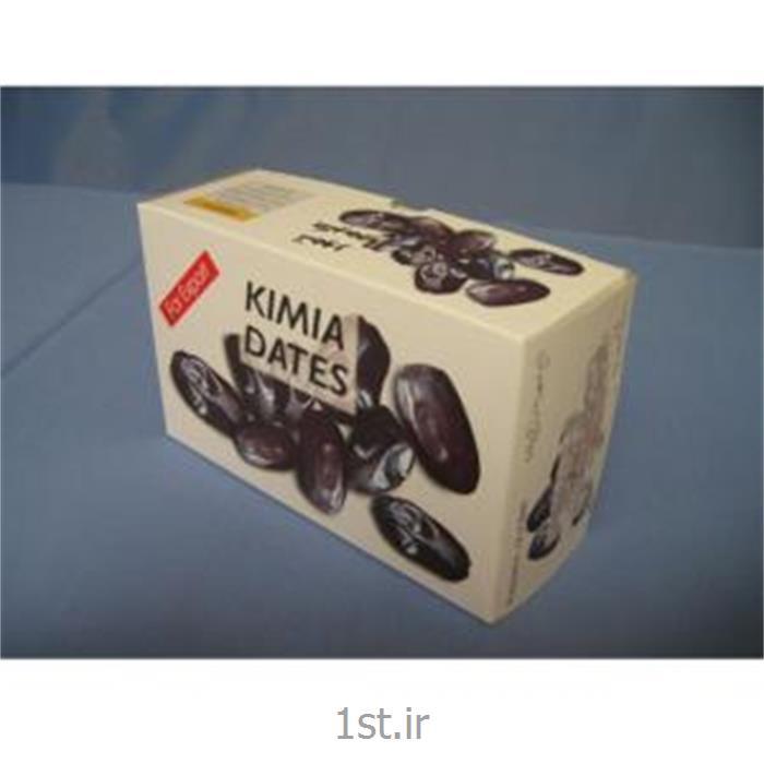 تولید کارتن و جعبه بسته بندی رطب و خرما
