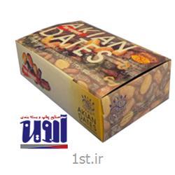 طراحی و تولید جعبه خرما