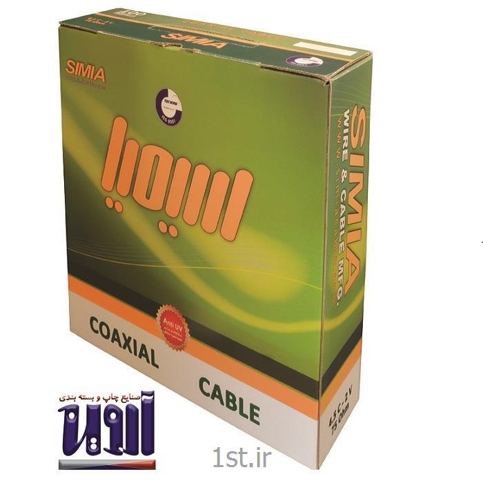 عکس جعبه بسته بندیطراحی و بسته بندی سفارشی جعبه سیم و کابل