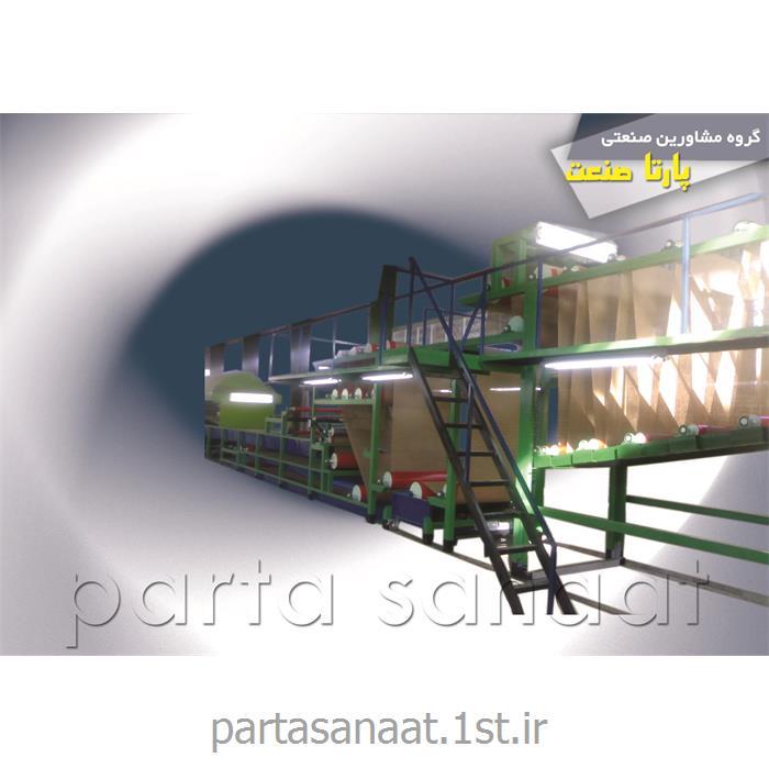 عکس دستگاه تصفیه روغن / نفتخط تولید ایزوگام