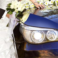 عکس ژورنالی عروس و داماد
