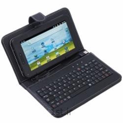 عکس انواع کیف و جای کامپیوتر جیبی PDAکیف تبلت ۷ اینچ وین تاچ با کیبرد