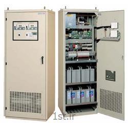 عکس منبع تغذیه صنعتیشارژرهای صنعتی با ترانسفورمر Battery Charger
