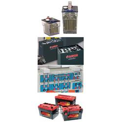 عکس باتری (باطری) قابل شارژباتری صنعتی نیروگاهی نیکل کادمیوم SAFT