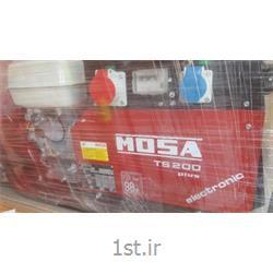 موتور برق بنزینی جوشکاری موزا مدل TS 200 BS/EL-P
