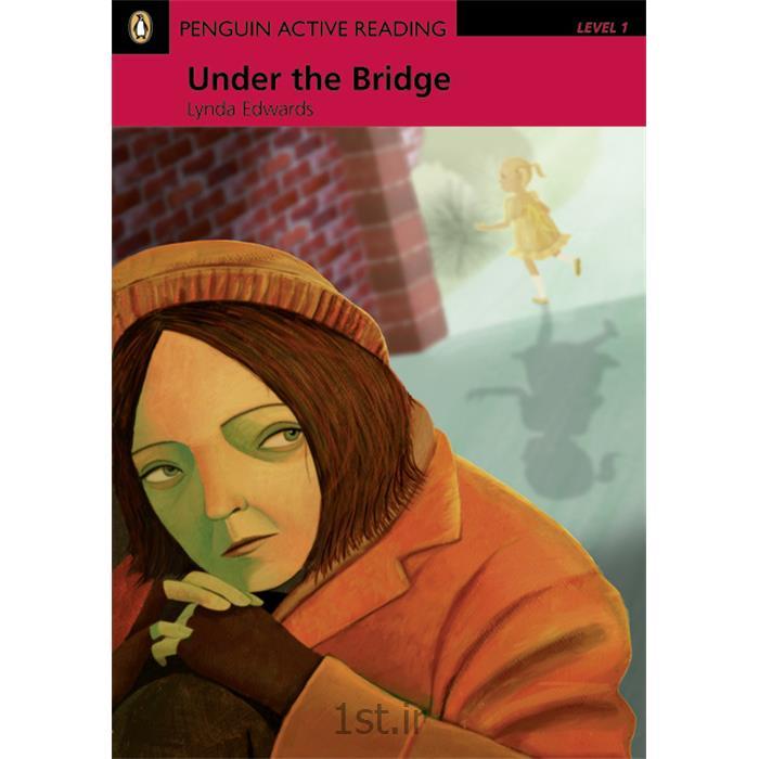 کتاب زیر پل (UNDER THE BRIDGE) نوشته لیندا ادواردس (LYNDA EDWARDS)