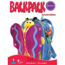 کتاب آموزش زبان کودکان بک پک Back Pack سطح starter