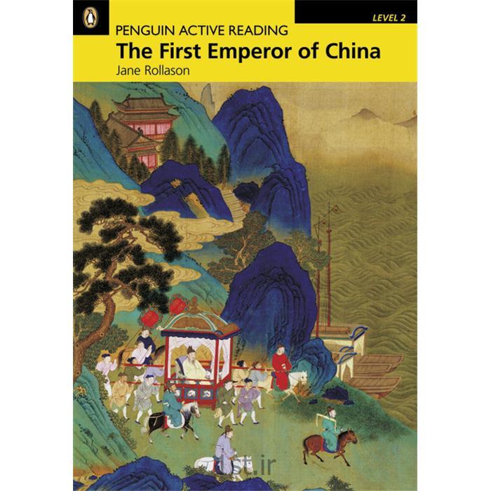 کتاب اولین امپراتوری چین(First Emperor of China) نوشته جین لوراسن (Jane Rollason)<