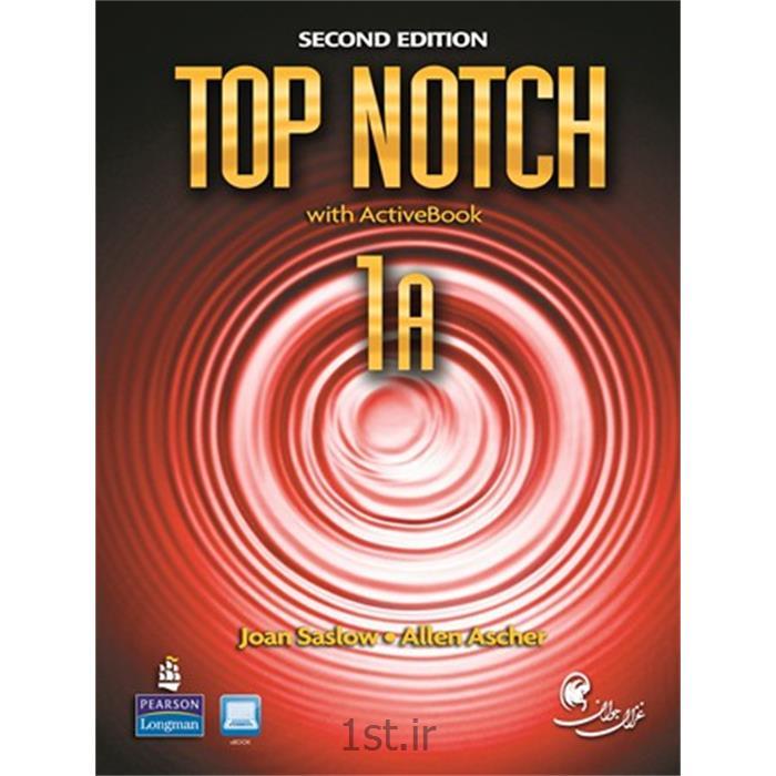 کتاب آموزش زبان New Top Notch سطح 1A