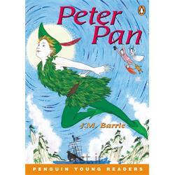 کتاب داتان پیتر پن (Peter Pan )نوشته جی بری( J Barrie)