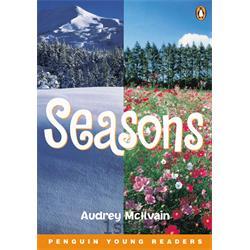 کتاب داستان فصل ها ( seasons ) نوشته ادریی مک ایلوین ( Adrey Mc Ilvain)