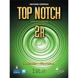 کتاب آموزش زبان New Top Notch سطح 2A