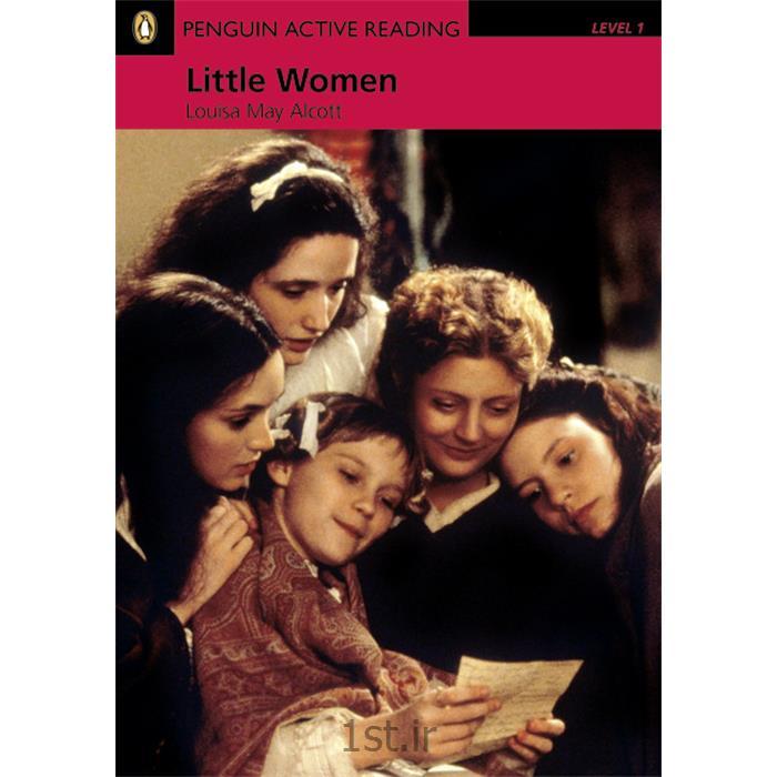 کتاب زنان کوچک LITTLE WOMEN نوشته لوسا الکوت (LOUISA ALCOTT)