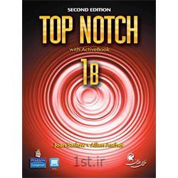 کتاب آموزش زبان New Top Notch سطح 1B