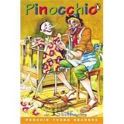 کتاب داستان پینوکیو (Pinocchio)