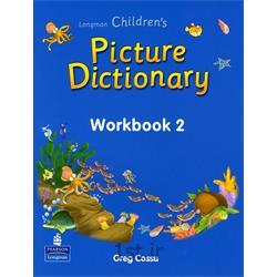 دیکشنری تصویری کودکان-کتاب کار 2