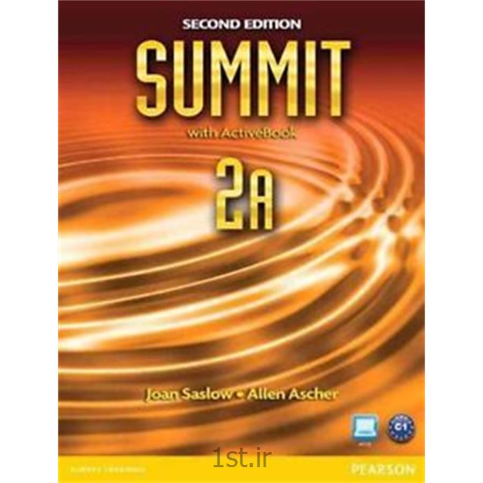 کتاب آموزش زبان انگلیسیNew summit سطح 2A