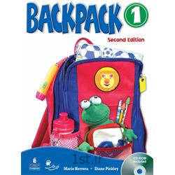 کتاب آموزش زبان کودکان بک پک Back Pack سطح 1