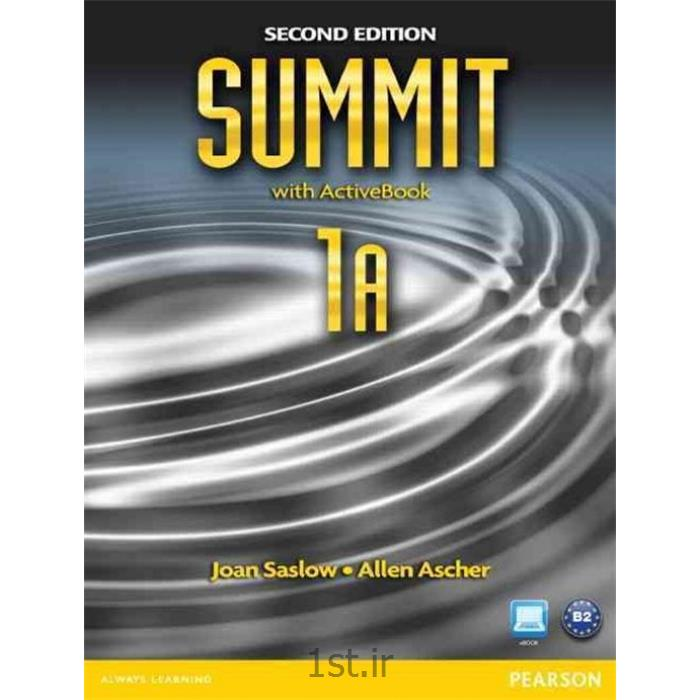 کتاب آموزش زبان انگلیسیNew summit سطح 1A