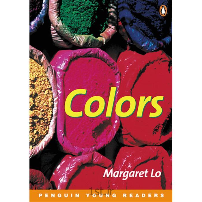 کتاب داستان رنگ ها (colors) نوشته مارگارت لو (Margaret Lo)<