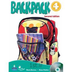 کتاب آموزش زبان کودکان بک پک Back Pack سطح 4