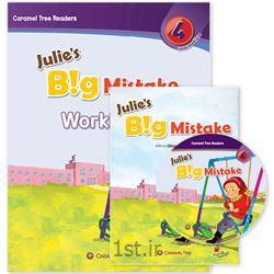کتاب داستان سطح متوسط کارامل تری (Caramel Tree)