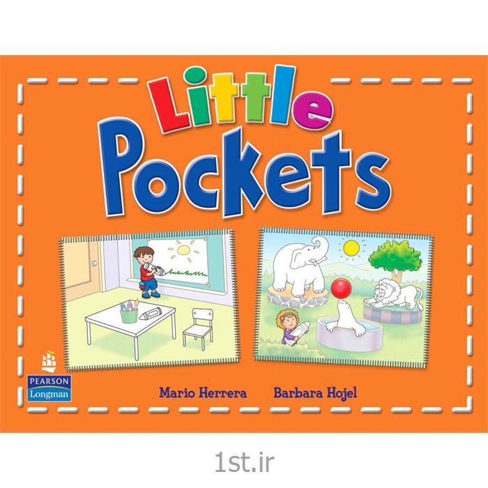 عکس کتابکتاب آموزش زبان Little Pockets برای خردسالان به همراه سی دی
